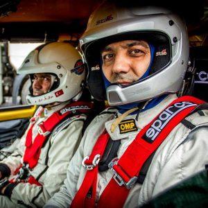 Murat Gunarslan Rally Driver Driving Expert